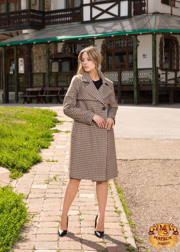 Пальто женское демисезонное 2112