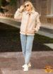Шуба женская из шерсти GRV Premium Furs M-2115